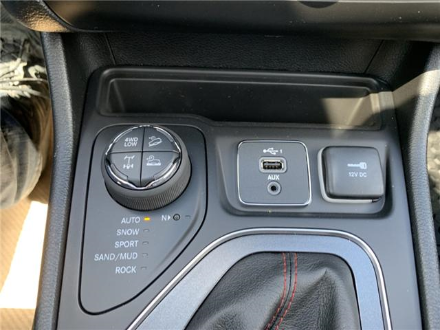 2019 Jeep Cherokee Trailhawk (Stk: 32444) in Humboldt - Image 21 of 31