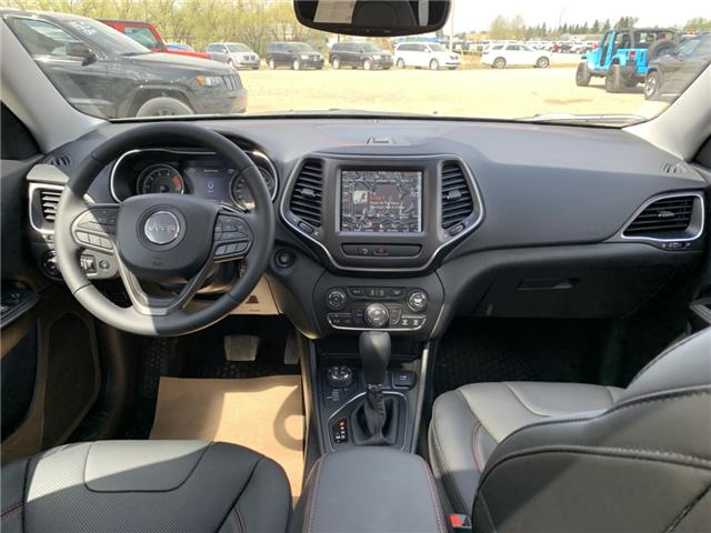 2019 Jeep Cherokee Trailhawk (Stk: 32444) in Humboldt - Image 27 of 31