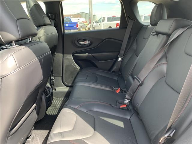 2019 Jeep Cherokee Trailhawk (Stk: 32444) in Humboldt - Image 28 of 31