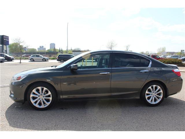 2015 Honda Accord Touring (Stk: P1661) in Regina - Image 2 of 21