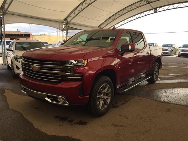 2019 Chevrolet Silverado 1500 High Country (Stk: 175282) in AIRDRIE - Image 3 of 25