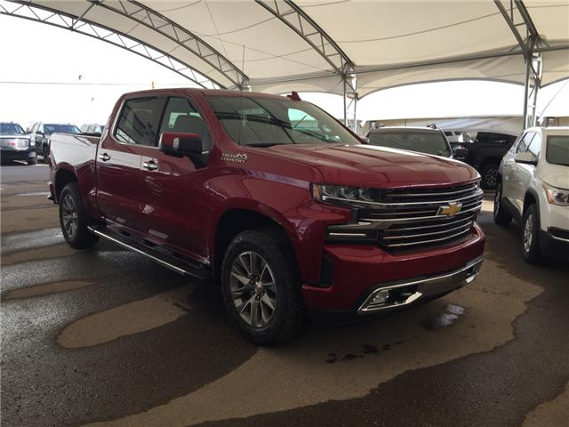 2019 Chevrolet Silverado 1500 High Country (Stk: 175282) in AIRDRIE - Image 1 of 25