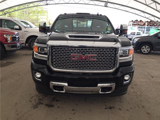 2017 GMC Sierra 3500HD Denali (Stk: 175251) in AIRDRIE - Image 2 of 32