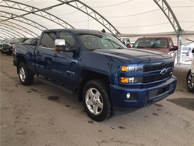 2015 Chevrolet Silverado 2500HD LTZ (Stk: 175565) in AIRDRIE - Image 1 of 31