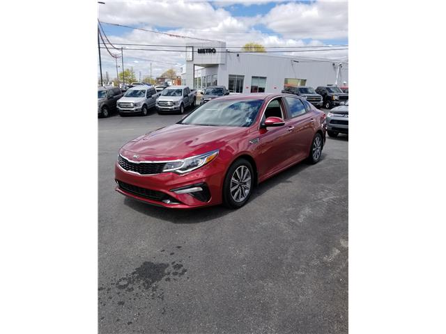 2019 Kia Optima LX + (Stk: p19-105) in Dartmouth - Image 1 of 11
