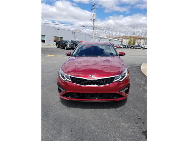 2019 Kia Optima LX + (Stk: p19-105) in Dartmouth - Image 2 of 11