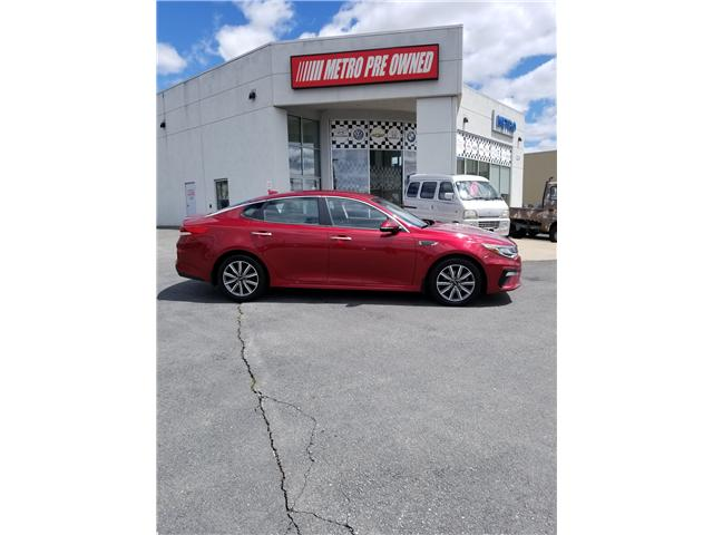 2019 Kia Optima LX + (Stk: p19-105) in Dartmouth - Image 4 of 11