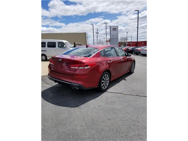 2019 Kia Optima LX + (Stk: p19-105) in Dartmouth - Image 5 of 11
