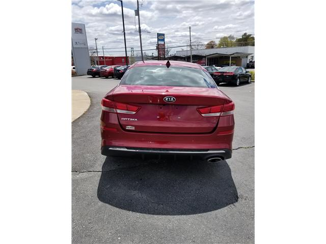2019 Kia Optima LX + (Stk: p19-105) in Dartmouth - Image 6 of 11