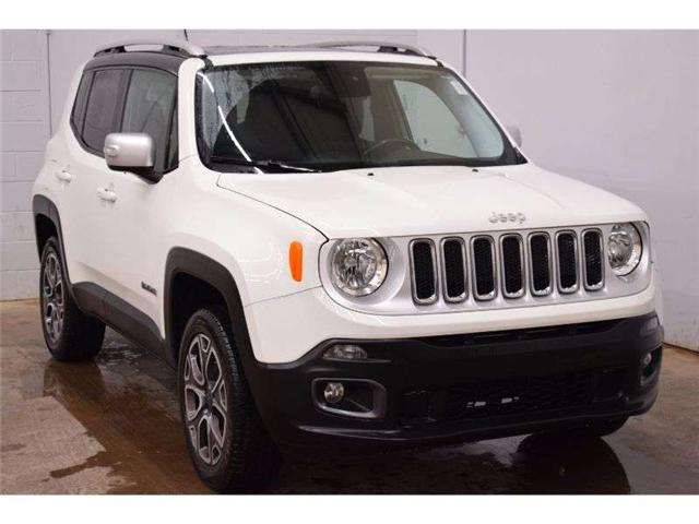 2016 Jeep Renegade LIMITED 4X4 - BACKUP CAM * HEATED SEATS * LEATHER (Stk: B3852) in Kingston - Image 2 of 30
