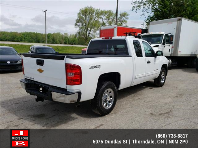 2013 Chevrolet Silverado 1500 LT (Stk: 5673) in Thordale - Image 2 of 9