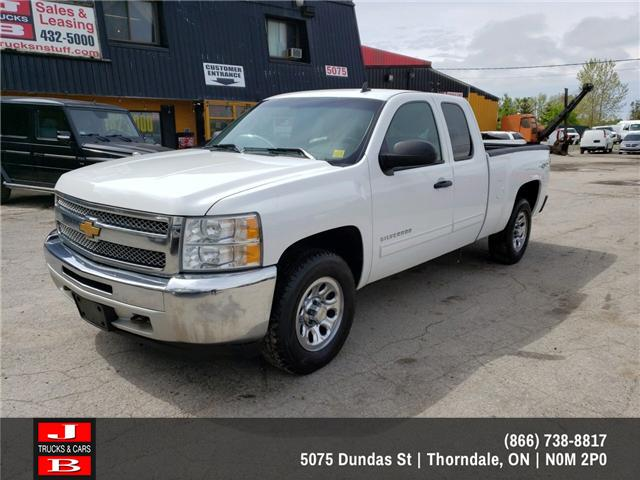 2013 Chevrolet Silverado 1500 LT (Stk: 5673) in Thordale - Image 1 of 9