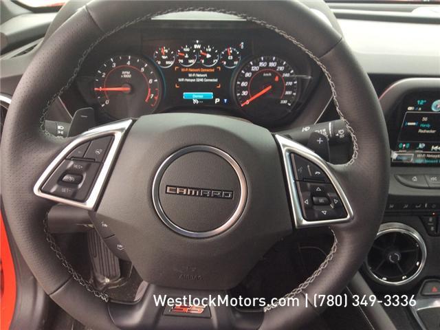 2018 Chevrolet Camaro 2SS (Stk: 18C12) in Westlock - Image 14 of 21