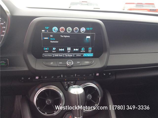 2018 Chevrolet Camaro 2SS (Stk: 18C12) in Westlock - Image 16 of 21