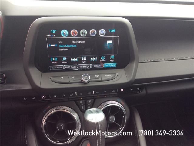 2018 Chevrolet Camaro 2SS (Stk: 18C12) in Westlock - Image 15 of 21