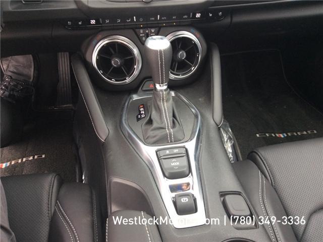 2018 Chevrolet Camaro 2SS (Stk: 18C12) in Westlock - Image 18 of 21