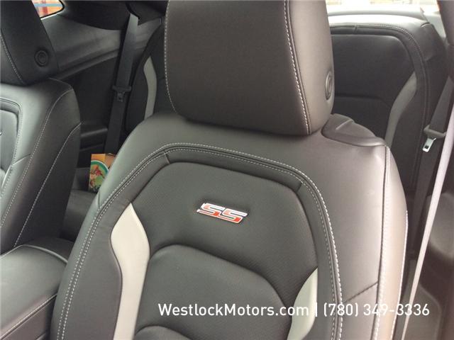 2018 Chevrolet Camaro 2SS (Stk: 18C12) in Westlock - Image 20 of 21