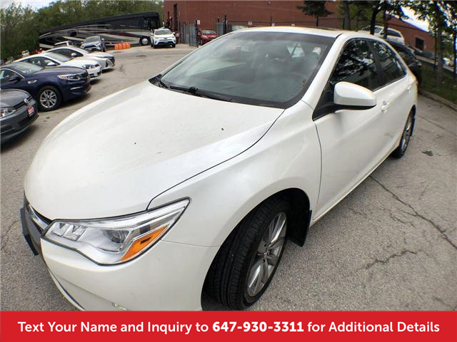 2015 Toyota Camry XLE V6 (Stk: 20005) in Mississauga - Image 1 of 20