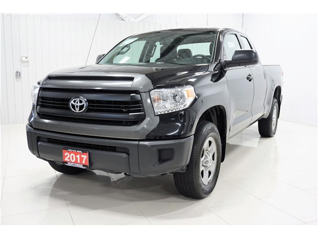 2017 Toyota Tundra SR 4.6L V8 (Stk: P5202) in Sault Ste. Marie - Image 1 of 17
