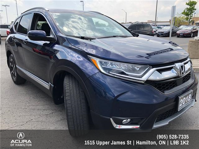 2018 Honda CR-V Touring (Stk: 1814310) in Hamilton - Image 2 of 23