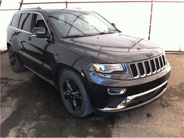 2016 Jeep Grand Cherokee Overland (Stk: A8408A) in Ottawa - Image 1 of 29