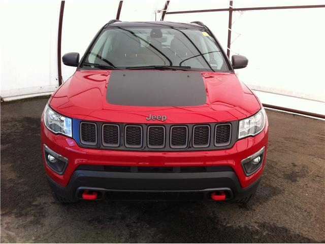 2018 Jeep Compass Trailhawk (Stk: A8411A) in Ottawa - Image 2 of 26