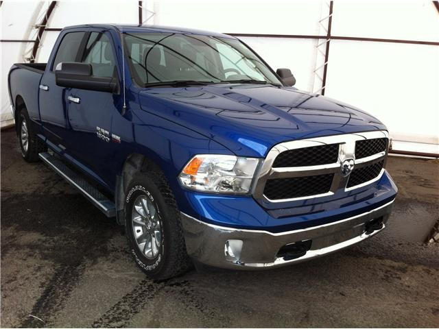 2017 RAM 1500 SLT (Stk: A8413A) in Ottawa - Image 1 of 27