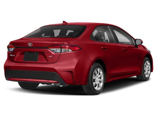 2020 Toyota Corolla LE (Stk: 14070) in Brampton - Image 3 of 9
