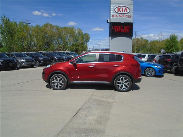 2017 Kia Sportage SX Turbo (Stk: 2T0231A) in Cranbrook - Image 2 of 16