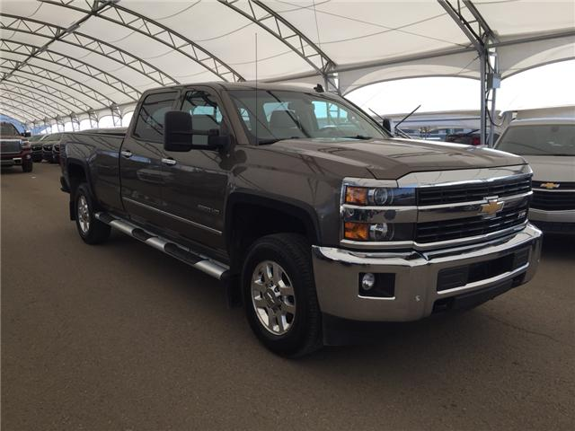 2015 Chevrolet Silverado 2500HD LTZ (Stk: 175563) in AIRDRIE - Image 1 of 25