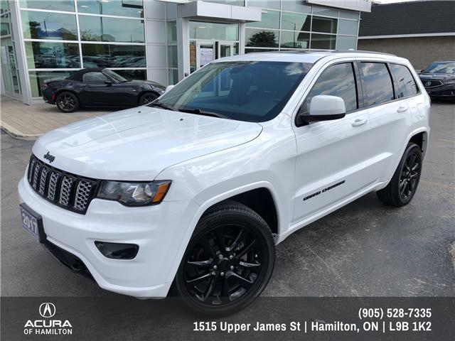 2017 Jeep Grand Cherokee Laredo (Stk: 1701321) in Hamilton - Image 2 of 22