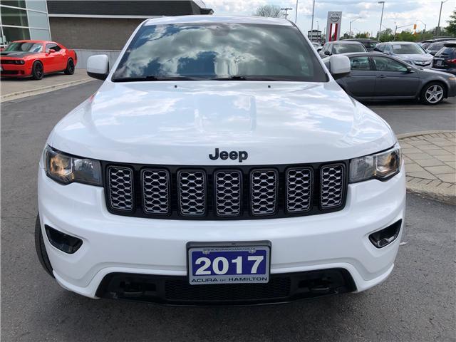 2017 Jeep Grand Cherokee Laredo (Stk: 1701321) in Hamilton - Image 13 of 21