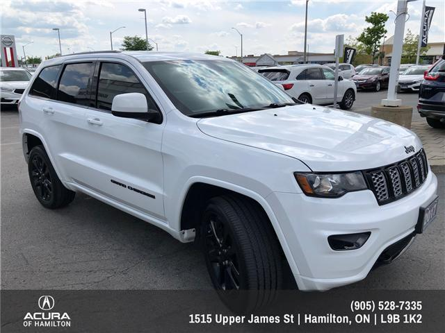 2017 Jeep Grand Cherokee Laredo (Stk: 1701321) in Hamilton - Image 2 of 21