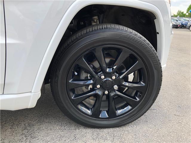 2017 Jeep Grand Cherokee Laredo (Stk: 1701321) in Hamilton - Image 15 of 21