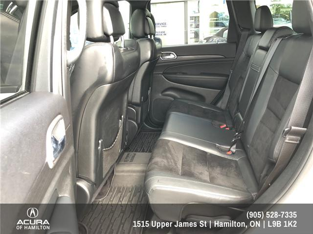 2017 Jeep Grand Cherokee Laredo (Stk: 1701321) in Hamilton - Image 5 of 21