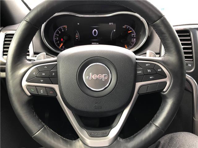 2017 Jeep Grand Cherokee Laredo (Stk: 1701321) in Hamilton - Image 4 of 21