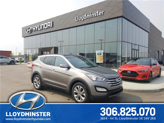 2016 Hyundai Santa Fe Sport 2.0T Limited Adventure Edition (Stk: 9SA8252A) in Lloydminster - Image 1 of 16