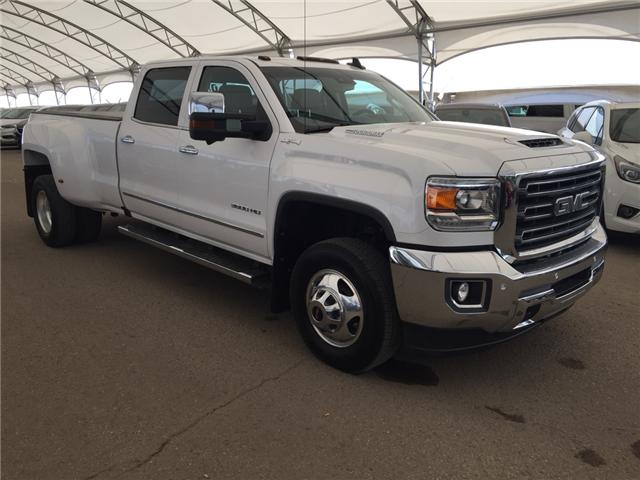 2018 GMC Sierra 3500HD SLT (Stk: 167662) in AIRDRIE - Image 1 of 29