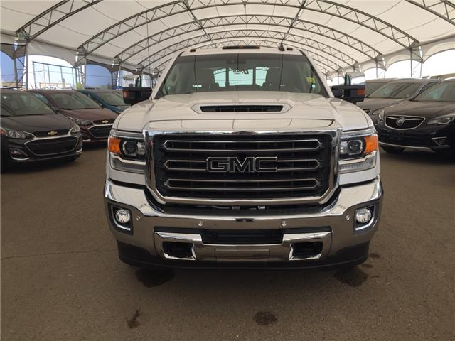 2018 GMC Sierra 3500HD SLT (Stk: 167662) in AIRDRIE - Image 2 of 29