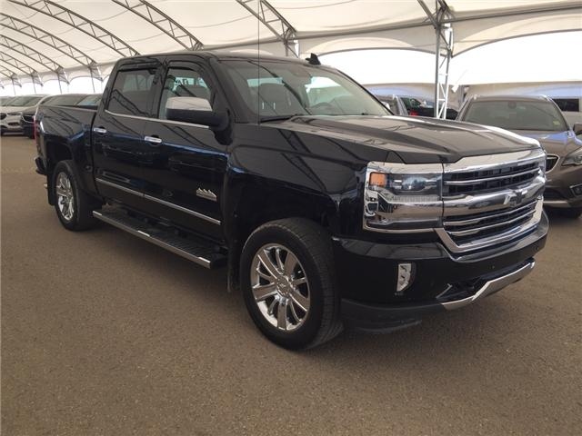 2017 Chevrolet Silverado 1500 High Country (Stk: 147590) in AIRDRIE - Image 1 of 27
