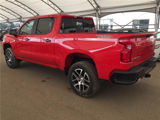 2019 Chevrolet Silverado 1500 LT Trail Boss (Stk: 175281) in AIRDRIE - Image 4 of 26