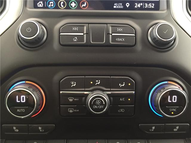 2019 Chevrolet Silverado 1500 LT Trail Boss (Stk: 175281) in AIRDRIE - Image 21 of 26