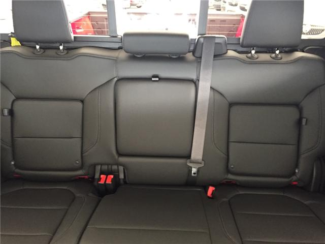 2019 Chevrolet Silverado 1500 LT Trail Boss (Stk: 175281) in AIRDRIE - Image 25 of 26