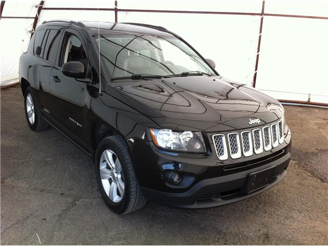 2014 Jeep Compass 2GE North Edition (Stk: D190196A) in Ottawa - Image 1 of 23