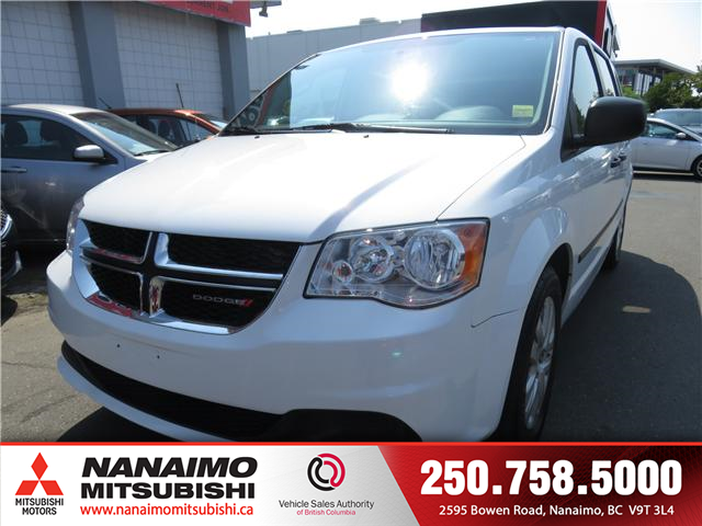 2016 Dodge Grand Caravan SE/SXT (Stk: P1596A) in Nanaimo - Image 1 of 9