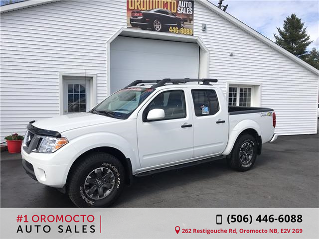 2019 Nissan Frontier PRO-4X (Stk: 054) in Oromocto - Image 1 of 14