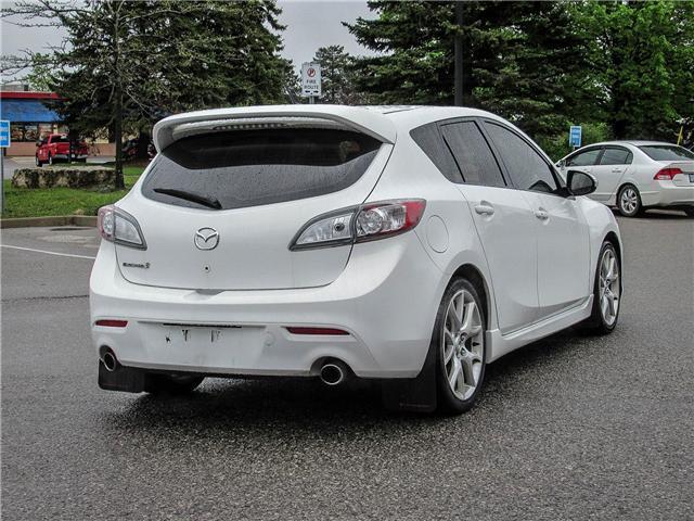 2012 Mazda MazdaSpeed3 Base (Stk: T1168A) in Ajax - Image 5 of 23