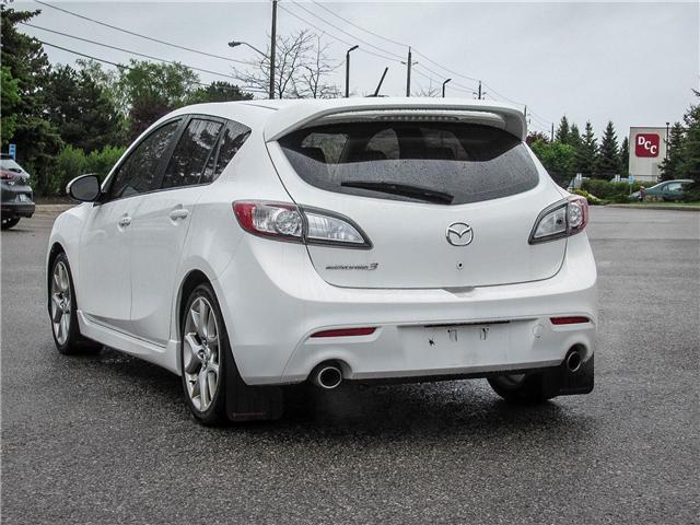 2012 Mazda MazdaSpeed3 Base (Stk: T1168A) in Ajax - Image 7 of 23