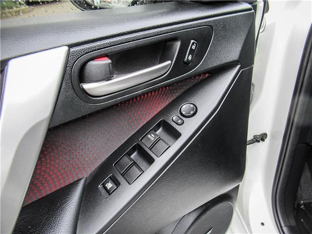2012 Mazda MazdaSpeed3 Base (Stk: T1168A) in Ajax - Image 9 of 23
