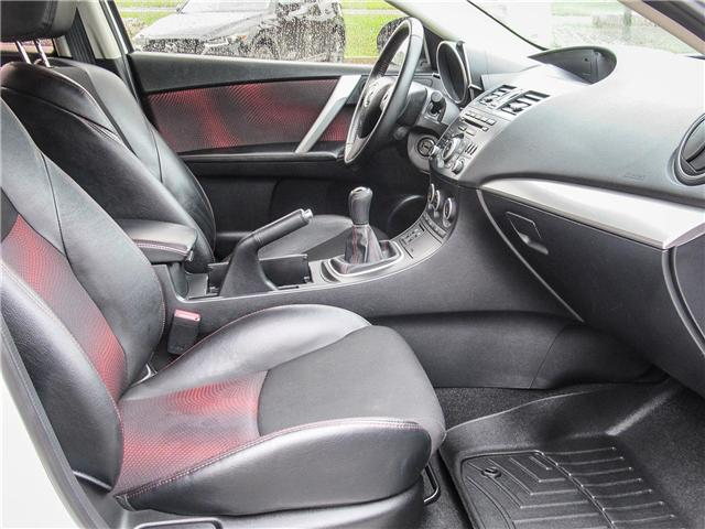 2012 Mazda MazdaSpeed3 Base (Stk: T1168A) in Ajax - Image 15 of 23